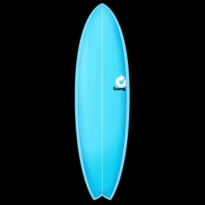 Torq Surfboards 6'10'' Torq Mod Fish - Blue Fade