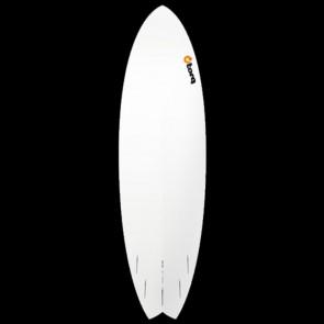 Torq Surfboards - 5'11'' Torq Mod Fish - Pinline