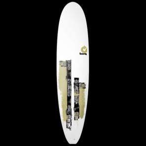 Torq Surfboards - 8'0'' Torq Mini Longboard - Olive Roller