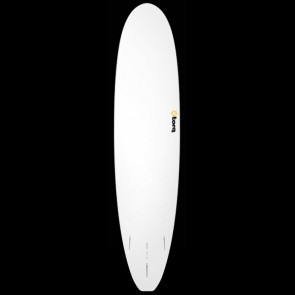 Torq Surfboards - 8'0'' Torq Mini Longboard - Peach