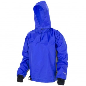 NRS Rio Hooded Splash Jacket - Blue