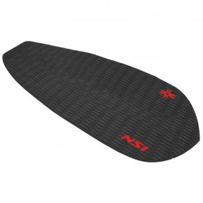 North Shore Inc - Full Monty Surf Pad - Black