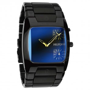 Nixon Watches - The Banks - Black/Iridium