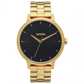 Nixon Watches The Kensington - All Gold/Black Sunray