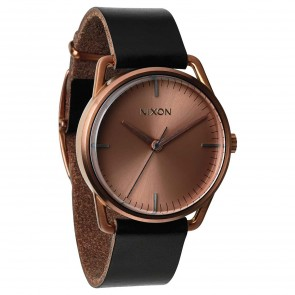 Nixon Watches - The Mellor - Black/Copper