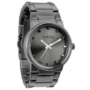 Nixon Watches - The Cannon - All Gunmetal