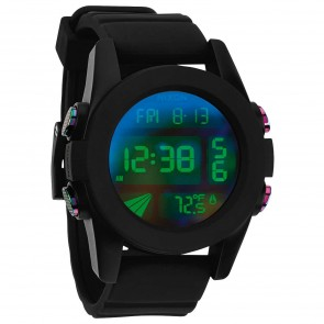 Nixon Watches - The Unit - Black/Iridium