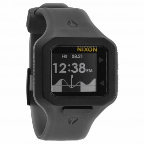 Nixon Watches - The Supertide - Translucent Charcoal