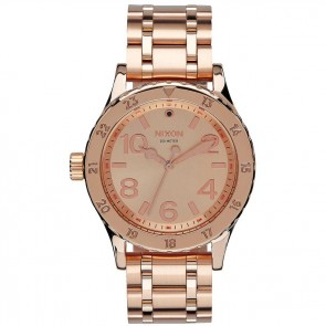 Nixon Watches 38-20 - All Rose/Gold