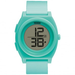 Nixon Watches The Time Teller Digi - Light Blue