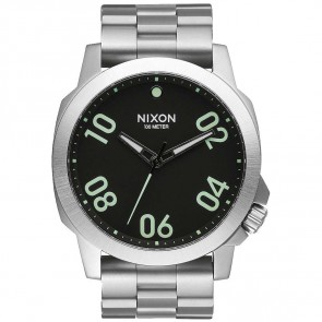 Nixon Watches The Ranger - Black