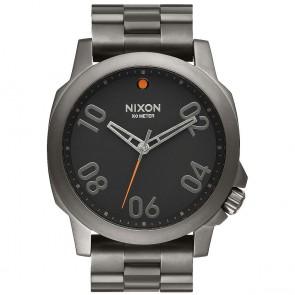 Nixon Watches The Ranger - Gunmetal/Black