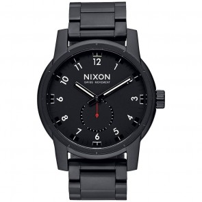 Nixon Watches The Patriot - All Black