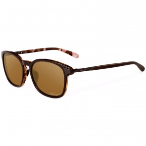 Oakley Women's Ringer Polarized Sunglasses - Brown Mosaic/Bronze