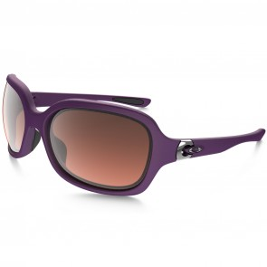 Oakley Women's Pulse Sunglasses - Raspberry Spritzer/G40 Black Gradient
