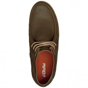 Olukai Pahono Mid Shoes - Seal Brown