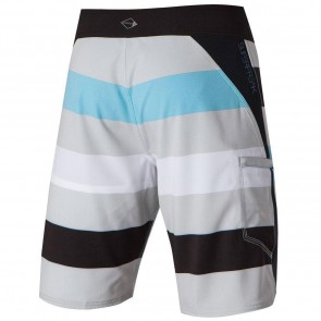 O'Neill Superfreak Scallop Boardshorts - Grey