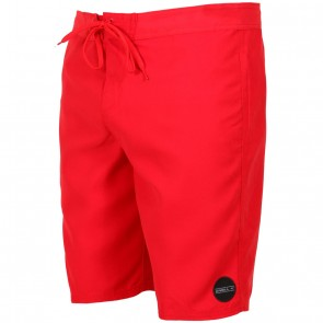 O'Neill Santa Cruz Solid Boardshorts - Red