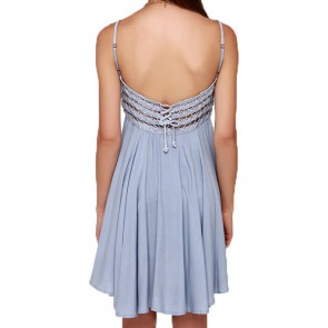 O'Neill Women's Kinley Dress - Light Blue