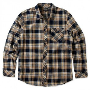 O'Neill Basin Flannel - Dark Navy