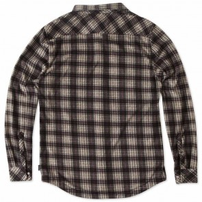 O'Neill Glacier Flannel Shirt - Black