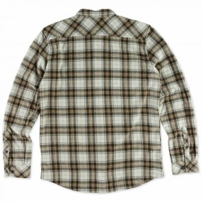 O'Neill Superfleece Glacier Flannel - Chocolate