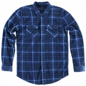 O'Neill Superfleece Glacier Flannel - Navy