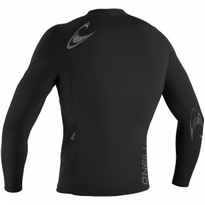 O'Neill Hammer 1.5/1mm Long Sleeve Crew - Black