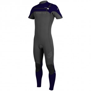 O'Neill HyperFreak 2mm Short Sleeve Full Wetsuit