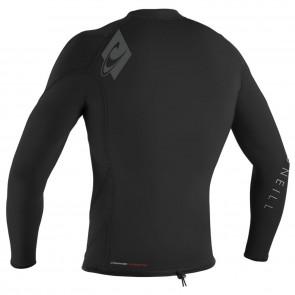 O'Neill Wetsuits HyperFreak 1.5mm Jacket - Black