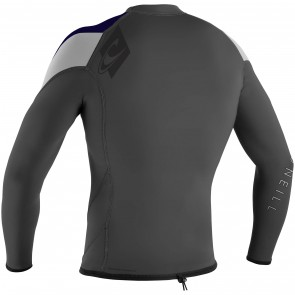 O'Neill Wetsuits HyperFreak 1.5mm Jacket - Graphite/Indica/Lunar