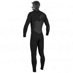 O'Neill SuperFreak 5/4 Hooded Chest Zip Wetsuit