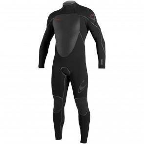 O'Neill Psycho Freak 4/3 Wetsuit - Black/Red