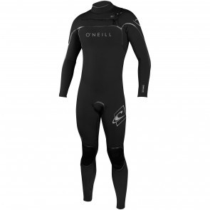 O'Neill Psycho I 3/2 Chest Zip Wetsuit - Black