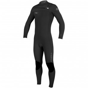O'Neill HyperFreak 2mm Wetsuit - Black/Graphite