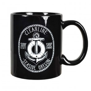 Cleanline Surf Anchor Mug