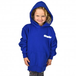 Cleanline Youth Big Rock Hoodie - Royal Blue