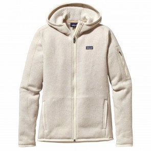 Patagonia Women's Better Sweater Zip Hoodie - Raw Linen