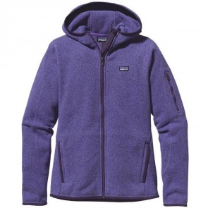 Patagonia Women's Better Sweater Zip Hoodie - Violetti