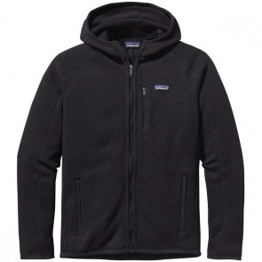 Patagonia Better Sweater Zip Hoodie - Black
