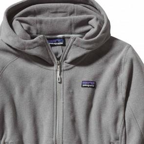 Patagonia Women's Emmilen Zip Hoodie - Nickel