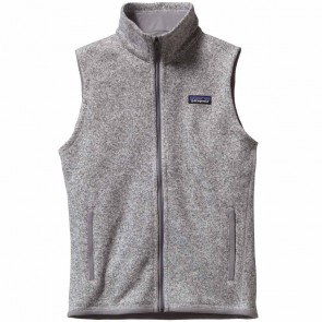 Patagonia Women's Better Sweater Vest - Birch White