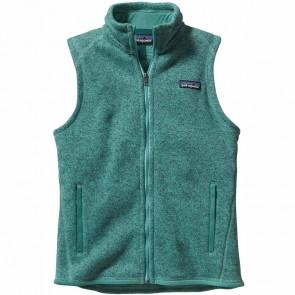 Patagonia Women's Better Sweater Vest - Beryl Green