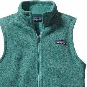 Patagonia Women's Better Sweater Vest - Beryl Green