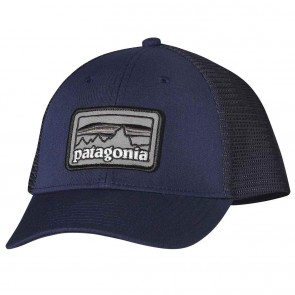 Patagonia LoPro '73 Logo Trucker Hat - Classic Navy