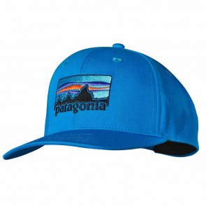 Patagonia Roger That '73 Logo Hat  - Andes Blue