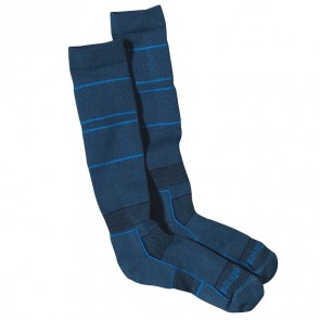 Patagonia Lightweight Snowboard Socks - Glass Blue
