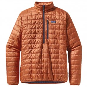 Patagonia Nano Puff Pullover Jacket - Copper Ore