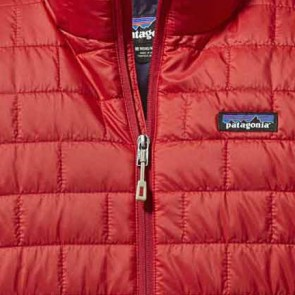 Patagonia Nano Puff Jacket - Cochineal Red