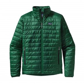 Patagonia Nano Puff Jacket - Malachite Green